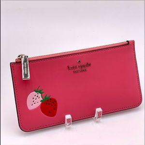 Kate Spade Large Slim Card Holder Wallet